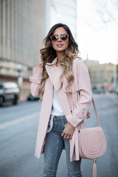 191f6f4de6a Dear stitch fix stylist - would love a short light pink coat or light pink  trench