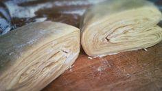 Hefe-Blätterteig selber machen von Thomas Backen, Kuchen & Gebäck, Tipps & Tricks Hefeblätterteig