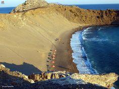 Agios Pavlos dunes. Rethymno, Crete, Greece