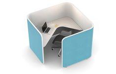 PodWork  Martela PodWork, een werkplek van PLAN@OFFICE ontworpen door o4i Design Studio.