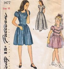 #Vintage 1940's #pattern | eBay