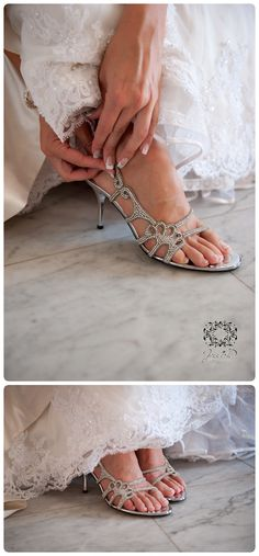 wedding heels, plumps, silver wedding shoes,