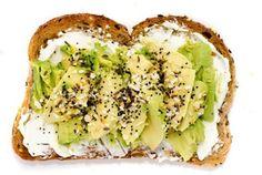 5 Stupid Simple Vegetarian Breakfasts | Everything Bagel Avocado Toast