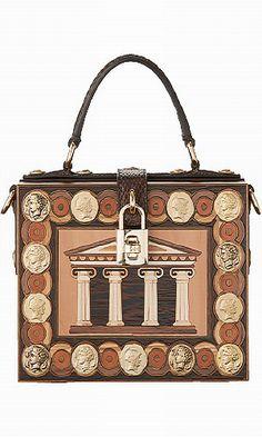 Dolce & Gabbana ~ Colette Le Mason @}-,-;---