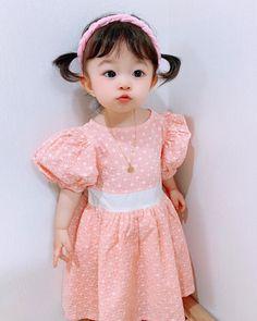 Cute Asian Babies, Korean Babies, Asian Kids, Cute Babies, Kids Girls, Baby Kids, Baby Boy, Ulzzang Kids, Cute Cartoon Girl