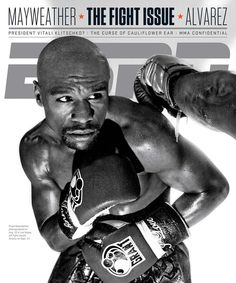 King: Competitive Boxer, Floyd Mayweather.