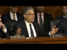 Al Franken Brilliantly Outlines Case Against Trump During Russia Hearing | GOOD