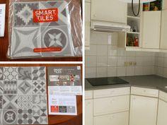 Smart Tiles : Ça Vaut le Coup ? Notre Avis & Test de la Crédence Adhésive Smart Tiles, Credence Adhesive, Diy Décoration, Stacked Washer Dryer, Home Staging, Kitchen Appliances, Design, Home Decor, Nice