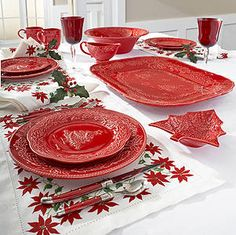 Dress Up Your Holiday Table! portuguese dishes