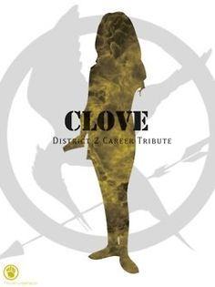 The Hunger Games - Clove