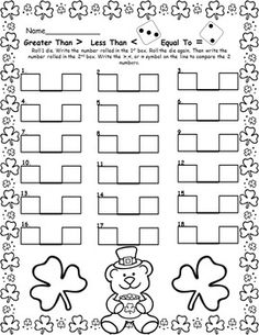 Place Value Cut & Paste Differentiated Practice Count Base