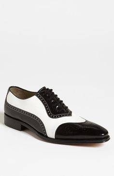 Mezlan 'Barrios' Spectator Shoe available at #Nordstrom