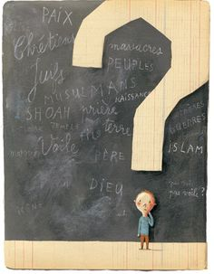 I'm looking for the Answer Box, do you know where it is? - Frédérique Bertrand artist