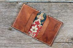 Destiny Wallet in Deerskin No 18 | Barrett Alley - Handmade in USA