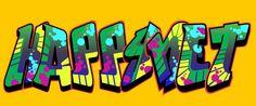 Happynet Graffiti