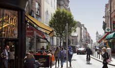 South William Street, Dublin City - Attractions