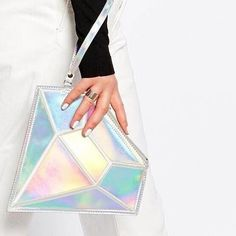 item is shipped in 48 hours, included the weekends. Material: Man made leather Measurements x x - 27 cm x 21 cm x 1 cm Origin: Made in China Free Ems expedited shipping to USA. My Little Unicorn, Accent Nails, Nail Spa, Hologram, Coffin Nails, Color Trends, Diamond, Pink, Leather