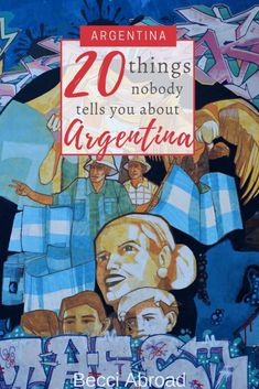 What do you know about Argentina? It is something with wine, soccer, big steaks and tango, right? Here you get 20 things nobody tells you about Argentina Argentina Facts, Travel Guides, Travel Tips, Travel Articles, Travel Report, Argentina Travel, South America Travel, Travel Inspiration, Traveling By Yourself