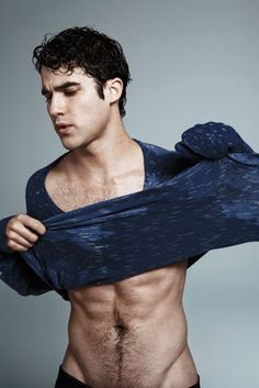 Darren Criss. Excuse me while I wipe the drool off my face.