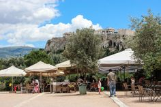 Athens neighbourhood - http://www.backpackerbecki.com/athens-reinvented-city-beyond-ancient-past.html