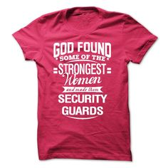 (Greatest Worth) I am a/an SECURITY GUARDS - Buy Now