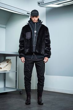 Siki Im presented its Fall/Winter 2017 collection during New York Fashion Week Men's.