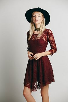 Floral Mesh Lace Dress is on sale now for - 25 % ! this is really cute!