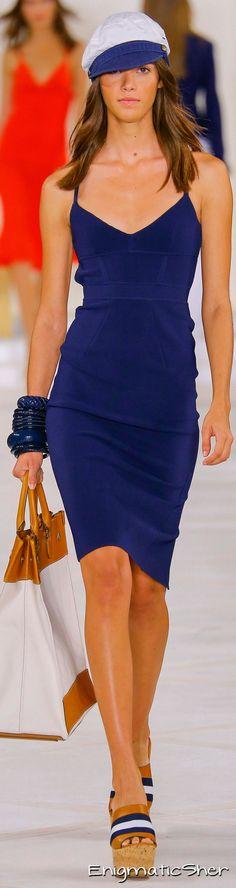 Ralph Lauren Spring 2016 Ready-to-Wear