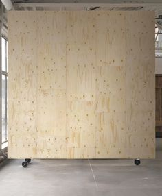 Plywood Wallpaper design by Piet Hein Eek for NLXL Wallpaper – Kallax Ideas 2020 Metal Room Divider, Room Divider Headboard, Small Room Divider, Office Room Dividers, Room Divider Bookcase, Fabric Room Dividers, Wooden Room Dividers, Bamboo Room Divider, Portable Room Dividers