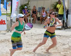 ITF Beach Tennis Tour Le Carbet - Martinique Avril 2015 Le Moule - Guadeloupe Avril 2015 Beach Tennis, Events, Running, Sports, Hs Sports, Keep Running, Why I Run, Sport