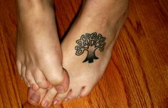 Tree Tattoo by kristinmariex3, via Flickr