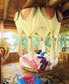 Mrs Boho: Habitaciones: dormitorios con alma gipsy