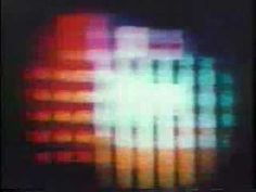 """""""Early Abstractions"""" (1946-57), Pt. 3  No. 5: Circular Tensions, Homage to Oskar Fischinger (1950)  No. 7: Color Study (1952)"""