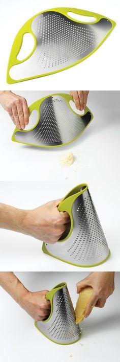 Useful design of grater.