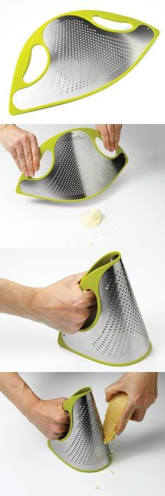 Useful design of grater.