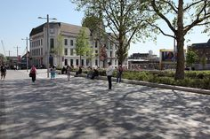 Woolwich_Squares-by-Gustafson_Porter_Landscape_Architecture-06 « Landscape Architecture Works | Landezine