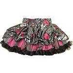 "Monster High Petti Skirt - Grey Print -  Xcessory International - Toys""R""Us"