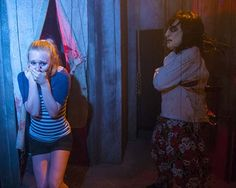 """HHN 22, Universal Studios Florida    Universal Orlando asks the question, """"If you could be a scareactor in any HHN22 house, which one would you scare in?""""    Photo by Universal Orlando Resort andis © 2012 Universal Orlando Resort. All rights reserved."""