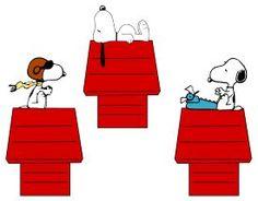Krafty Nook: Snoopy