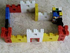 ATELIERS  LEGO : HABITAT ET ARCHITECTURE