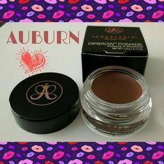 Anastasia Beverly Hills Dipbrow Pomade is a waterproof brow colour which sculpts and defines the brows. The ultimate choi. Brow Color, Colour, Anastasia Beverly Hills Dipbrow, Makeup Junkie, Brows, Sculpting, Beauty, Color, Eyebrows