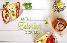 grilovaná zelenina Learn To Cook, Tacos, Mexican, Cooking, Ethnic Recipes, Food, Daughter, Kitchen, Essen