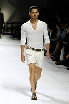 Dolce & Gabbana Man Fashion Show Summer 2011, luxorium by luxorium, via Flickr