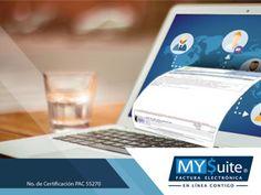 https://flic.kr/p/TG3Xrn | COMPROBANTE FISCAL DIGITAL. En MYSuite podrá recibir facturas electrónicas de sus proveedores 1 | COMPROBANTE FISCAL DIGITAL. ¿Es posible recibir facturas electrónicas de mis proveedores a través de MYSuite? Sí, nuestra carpeta de servicios incluye la Recepción de Facturas, la cual se efectúa entre otras formas, a través del buzón recepcion@mysuitemex.com. Una vez recibido el archivo XML por parte de su proveedor, comprobamos su validez fiscal y le enviamos…