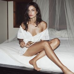 Picture of Luma Grothe Pretty People, Beautiful People, Luma Grothe, For Love And Lemons, Little Dresses, Up Girl, Spring Summer 2015, Sensual, Coco Chanel