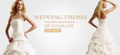 Formal Dresses, Wedding Dresses and More Occasion Gowns