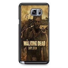 The Walking Dead Daryl Dixon TATUM-11075 Samsung Phonecase Cover Samsung Galaxy Note 2 Note 3 Note 4 Note 5 Note Edge