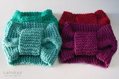 Lanukas: Turbantes de lana