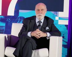 Vint Cerf: It's on all of us to fight online abuse fake news     - CNET Vint Cerf speaks onstage Sunday at An Internet for and by the People during SXSW 2017.                                                      Diego Donamaria Getty Images for SXSW                                                  Technology has advanced more quickly than social norms can keep pace says the guy who pretty much invented one of the most widely used technologies of today.  That would be the internet and the man…