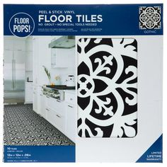 Vinyl Tile Flooring, Brick Flooring, Vinyl Tiles, Vinyl Wall Art, Peel And Stick Floor, Peel And Stick Vinyl, White Brick Tiles, Stick On Tiles, Tiles Online